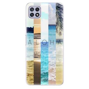 Odolné silikonové pouzdro iSaprio - Aloha 02 na mobil Samsung Galaxy A22 5G
