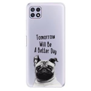 Odolné silikonové pouzdro iSaprio - Better Day 01 na mobil Samsung Galaxy A22 5G