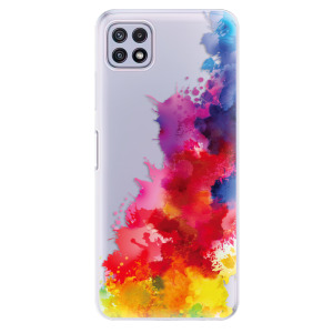 Odolné silikonové pouzdro iSaprio - Color Splash 01 na mobil Samsung Galaxy A22 5G
