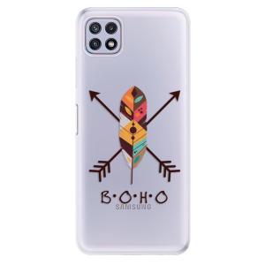 Odolné silikonové pouzdro iSaprio - BOHO na mobil Samsung Galaxy A22 5G