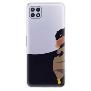 Odolné silikonové pouzdro iSaprio - BaT Comics na mobil Samsung Galaxy A22 5G