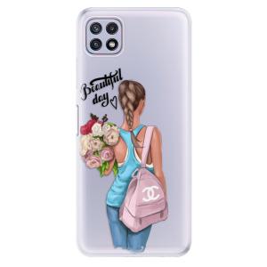 Odolné silikonové pouzdro iSaprio - Beautiful Day na mobil Samsung Galaxy A22 5G