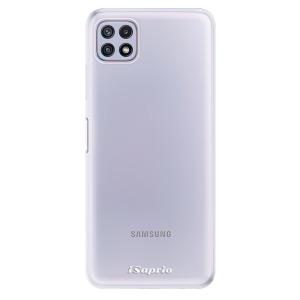 Odolné silikonové pouzdro iSaprio - 4Pure - čiré bez potisku na mobil Samsung Galaxy A22 5G