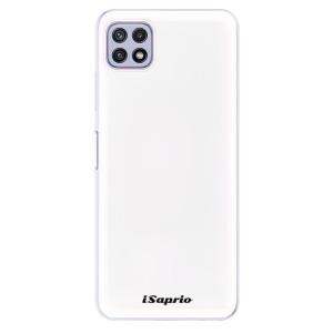 Odolné silikonové pouzdro iSaprio - 4Pure - bílé na mobil Samsung Galaxy A22 5G