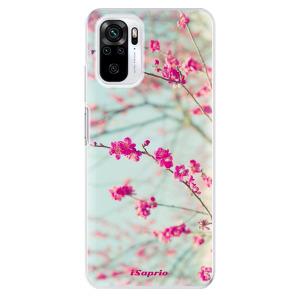 Odolné silikonové pouzdro iSaprio - Blossom 01 na mobil Xiaomi Redmi Note 10 / Xiaomi Redmi Note 10S