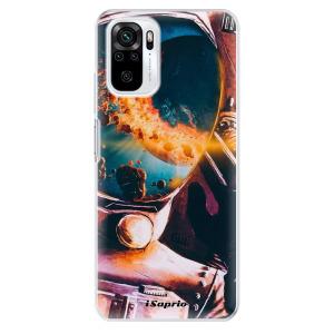 Odolné silikonové pouzdro iSaprio - Astronaut 01 na mobil Xiaomi Redmi Note 10 / Xiaomi Redmi Note 10S