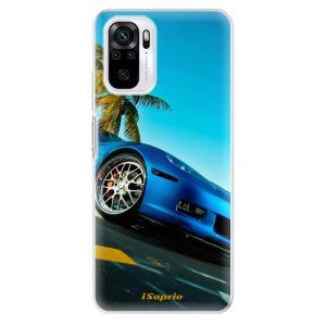 Odolné silikonové pouzdro iSaprio - Car 10 na mobil Xiaomi Redmi Note 10 / Xiaomi Redmi Note 10S