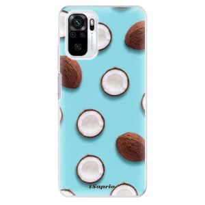 Odolné silikonové pouzdro iSaprio - Coconut 01 na mobil Xiaomi Redmi Note 10 / Xiaomi Redmi Note 10S