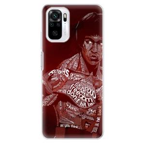 Odolné silikonové pouzdro iSaprio - Bruce Lee na mobil Xiaomi Redmi Note 10 / Xiaomi Redmi Note 10S