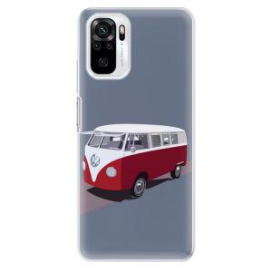 Odolné silikonové pouzdro iSaprio - VW Bus na mobil Xiaomi Redmi Note 10 / Xiaomi Redmi Note 10S