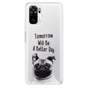 Odolné silikonové pouzdro iSaprio - Better Day 01 na mobil Xiaomi Redmi Note 10 / Xiaomi Redmi Note 10S