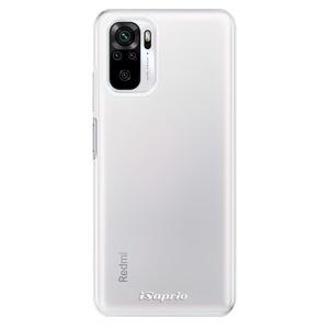 Odolné silikonové pouzdro iSaprio - 4Pure - čiré bez potisku na mobil Xiaomi Redmi Note 10 / Xiaomi Redmi Note 10S