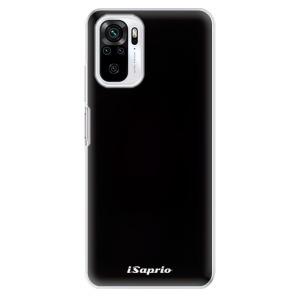 Odolné silikonové pouzdro iSaprio - 4Pure - černé na mobil Xiaomi Redmi Note 10 / Xiaomi Redmi Note 10S