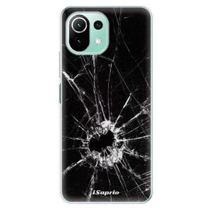 Odolné silikonové pouzdro iSaprio - Broken Glass 10 na mobil Xiaomi Mi 11 Lite / Xiaomi 11 Lite 5G NE