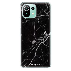 Odolné silikonové pouzdro iSaprio - Black Marble 18 na mobil Xiaomi Mi 11 Lite / Xiaomi 11 Lite 5G NE
