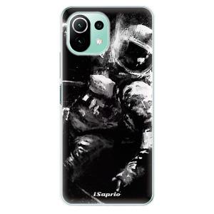 Odolné silikonové pouzdro iSaprio - Astronaut 02 na mobil Xiaomi Mi 11 Lite / Xiaomi 11 Lite 5G NE