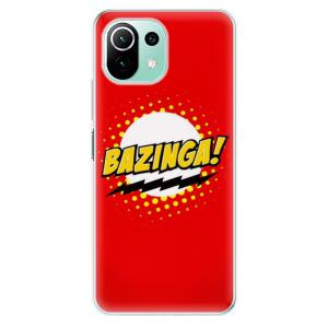 Odolné silikonové pouzdro iSaprio - Bazinga 01 na mobil Xiaomi Mi 11 Lite / Xiaomi 11 Lite 5G NE