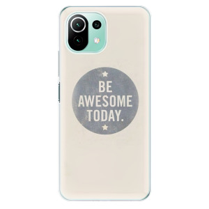 Odolné silikonové pouzdro iSaprio - Awesome 02 na mobil Xiaomi Mi 11 Lite / Xiaomi 11 Lite 5G NE
