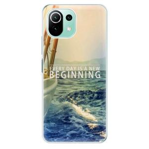 Odolné silikonové pouzdro iSaprio - Beginning na mobil Xiaomi Mi 11 Lite / Xiaomi 11 Lite 5G NE