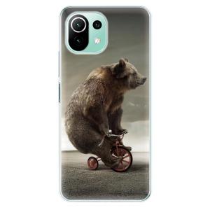 Odolné silikonové pouzdro iSaprio - Bear 01 na mobil Xiaomi Mi 11 Lite / Xiaomi 11 Lite 5G NE