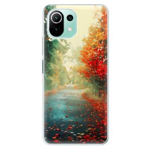 Odolné silikonové pouzdro iSaprio - Autumn 03 na mobil Xiaomi Mi 11 Lite / Xiaomi 11 Lite 5G NE