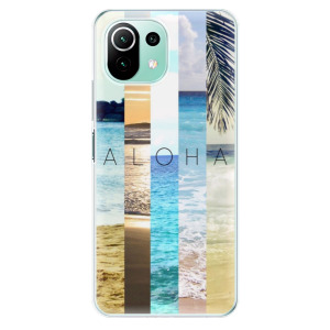 Odolné silikonové pouzdro iSaprio - Aloha 02 na mobil Xiaomi Mi 11 Lite / Xiaomi 11 Lite 5G NE
