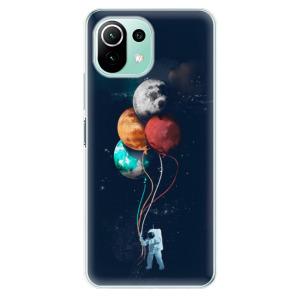 Odolné silikonové pouzdro iSaprio - Balloons 02 na mobil Xiaomi Mi 11 Lite / Xiaomi 11 Lite 5G NE