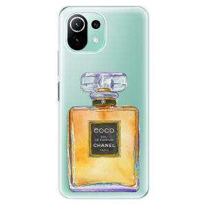 Odolné silikonové pouzdro iSaprio - Chanel Gold na mobil Xiaomi Mi 11 Lite / Xiaomi 11 Lite 5G NE