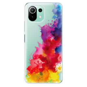 Odolné silikonové pouzdro iSaprio - Color Splash 01 na mobil Xiaomi Mi 11 Lite / Xiaomi 11 Lite 5G NE