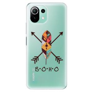 Odolné silikonové pouzdro iSaprio - BOHO na mobil Xiaomi Mi 11 Lite / Xiaomi 11 Lite 5G NE
