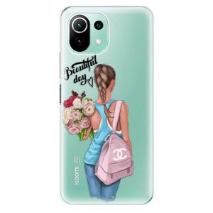 Odolné silikonové pouzdro iSaprio - Beautiful Day na mobil Xiaomi Mi 11 Lite / Xiaomi 11 Lite 5G NE