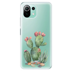 Odolné silikonové pouzdro iSaprio - Cacti 01 na mobil Xiaomi Mi 11 Lite / Xiaomi 11 Lite 5G NE