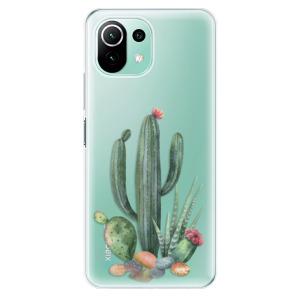 Odolné silikonové pouzdro iSaprio - Cacti 02 na mobil Xiaomi Mi 11 Lite / Xiaomi 11 Lite 5G NE