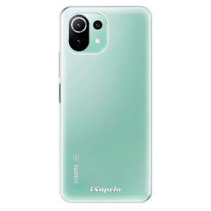Odolné silikonové pouzdro iSaprio - 4Pure - čiré bez potisku na mobil Xiaomi Mi 11 Lite / Xiaomi 11 Lite 5G NE
