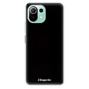 Odolné silikonové pouzdro iSaprio - 4Pure - černé na mobil Xiaomi Mi 11 Lite / Xiaomi 11 Lite 5G NE