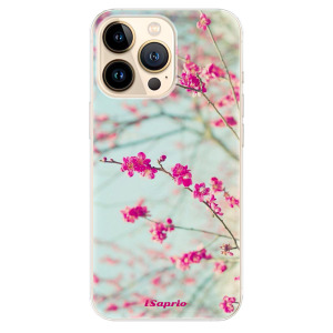 Odolné silikonové pouzdro iSaprio - Blossom 01 na mobil Apple iPhone 13 Pro Max
