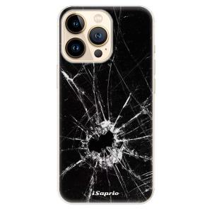 Odolné silikonové pouzdro iSaprio - Broken Glass 10 na mobil Apple iPhone 13 Pro Max