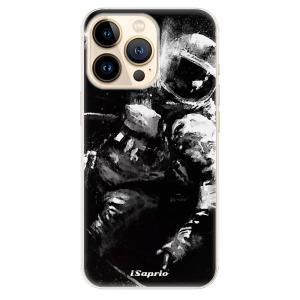 Odolné silikonové pouzdro iSaprio - Astronaut 02 na mobil Apple iPhone 13 Pro Max