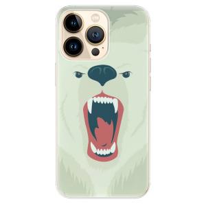 Odolné silikonové pouzdro iSaprio - Angry Bear na mobil Apple iPhone 13 Pro Max
