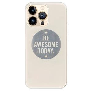 Odolné silikonové pouzdro iSaprio - Awesome 02 na mobil Apple iPhone 13 Pro Max