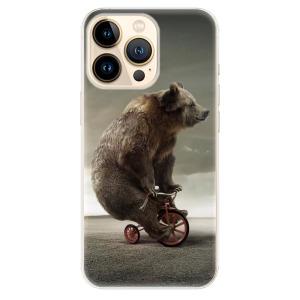 Odolné silikonové pouzdro iSaprio - Bear 01 na mobil Apple iPhone 13 Pro Max