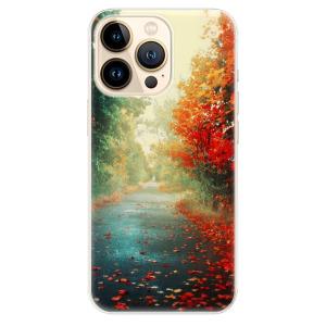 Odolné silikonové pouzdro iSaprio - Autumn 03 na mobil Apple iPhone 13 Pro Max