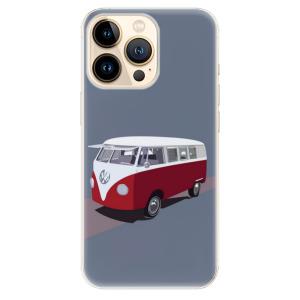 Odolné silikonové pouzdro iSaprio - VW Bus na mobil Apple iPhone 13 Pro Max