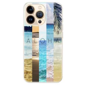 Odolné silikonové pouzdro iSaprio - Aloha 02 na mobil Apple iPhone 13 Pro Max