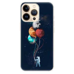 Odolné silikonové pouzdro iSaprio - Balloons 02 na mobil Apple iPhone 13 Pro Max