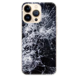 Odolné silikonové pouzdro iSaprio - Cracked na mobil Apple iPhone 13 Pro Max