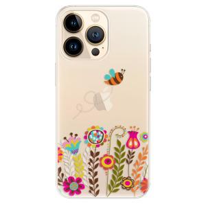 Odolné silikonové pouzdro iSaprio - Bee 01 na mobil Apple iPhone 13 Pro Max