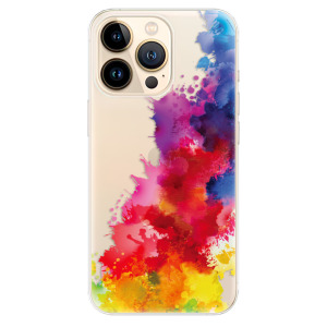 Odolné silikonové pouzdro iSaprio - Color Splash 01 na mobil Apple iPhone 13 Pro Max