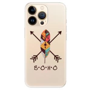 Odolné silikonové pouzdro iSaprio - BOHO na mobil Apple iPhone 13 Pro Max