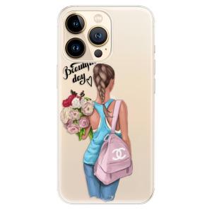 Odolné silikonové pouzdro iSaprio - Beautiful Day na mobil Apple iPhone 13 Pro Max
